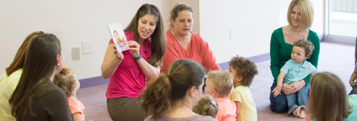 Become a Kindermusik Teacher