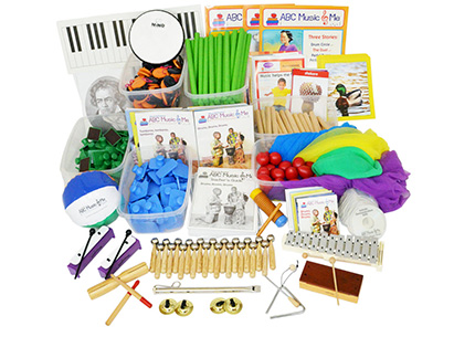 Kindermusik@School Classroom Set