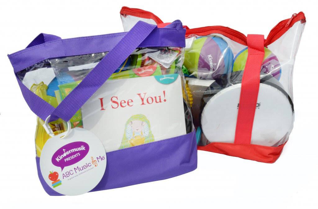 Kindermusik Baby Bags