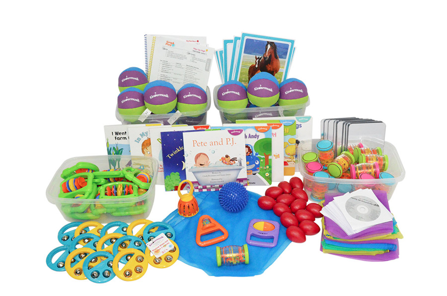 Sing and Play Curriculum Set