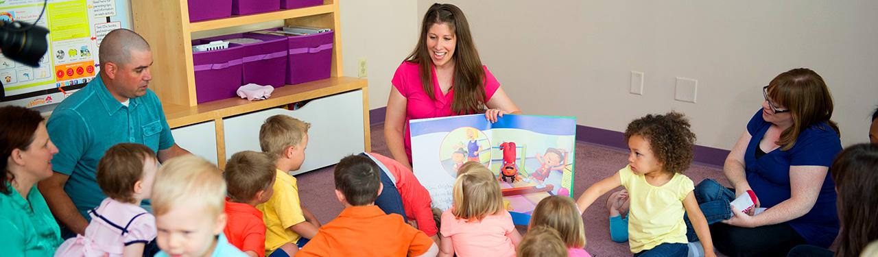 Preschooler Storytime