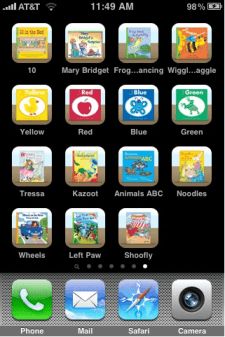 Kindermusik app currently being featured at Apple's App Store!