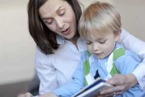 Parental Involvement Supports Early Literacy Developement