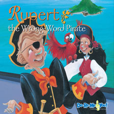 Rupert the Wrong Word Pirate