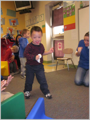 ABC Music & Me Special Education Curriculum - Sycamore Creek Elementary
