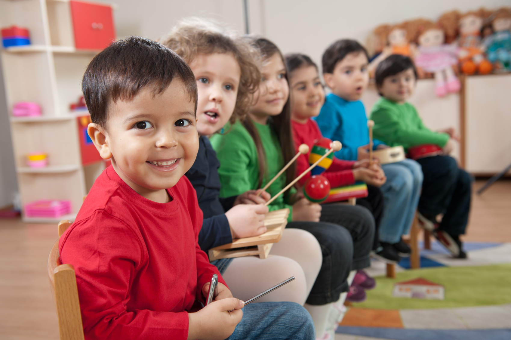 2 new brain studies look at music and learning in a group - Kindermusik