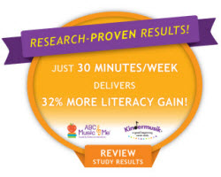 Early Literacy Curriculum with Research-Proven Results