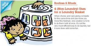 4 Non-Laundry Uses for a Laundry Basket
