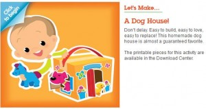 Lets Make a Dog House