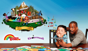Reading Rainbow Kindermusik Island