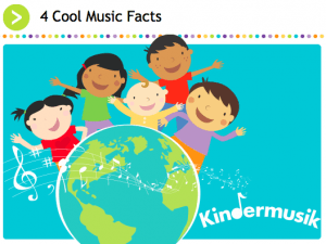 4 Cool Music Facts