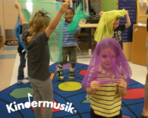 Multisensory Learning - Creative Arts in Early Childhood Education