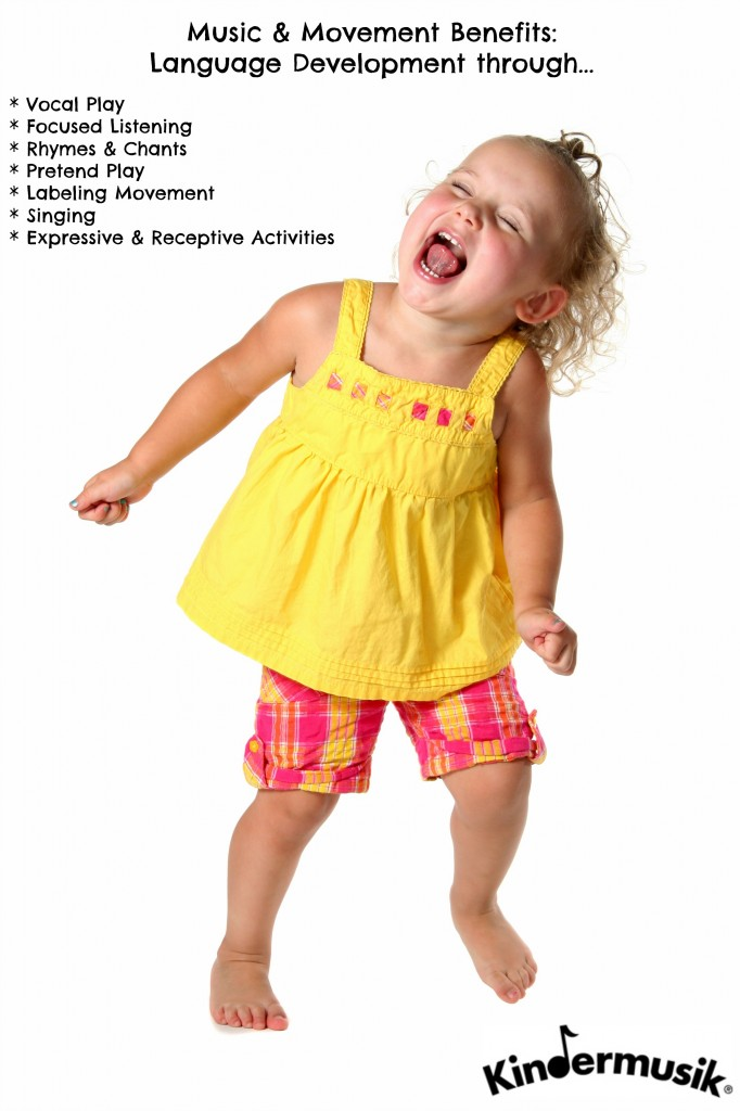 Music Movement Activities for Children Ages 3-5 | Our Pastimes