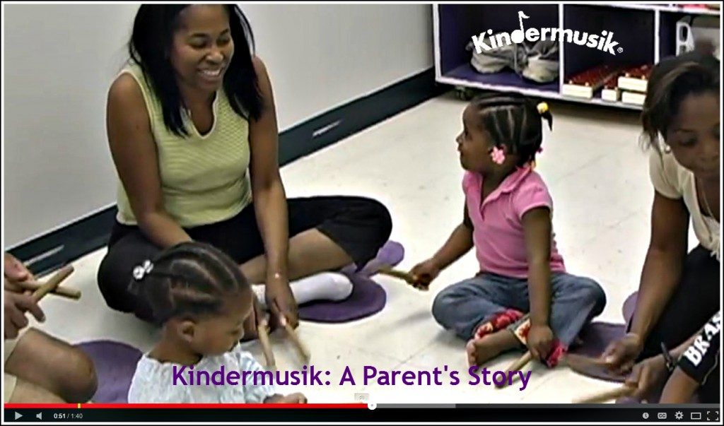 Kindermusik - A parent's story