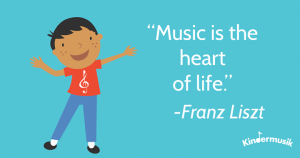 Listz Music Education Quote
