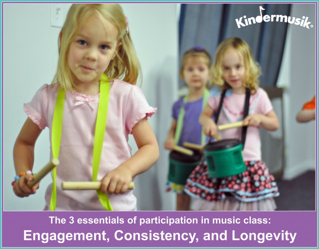 the importance of music class Teach children's music classes with musikgarten, the leader in early childhood music education and children's music lesson plans.