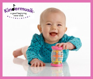 The benefits of Kindermusik for babies