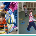 Kindermusik movement and learning