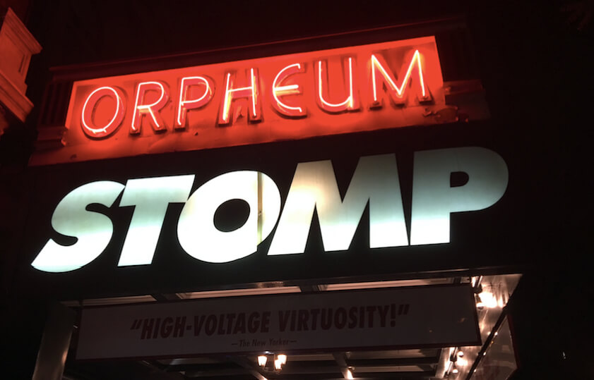 Kindermusik Visits Broadway: A Review of STOMP