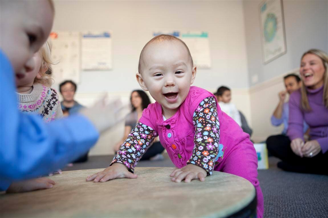 Bilingual Babies: Musical Benefits!