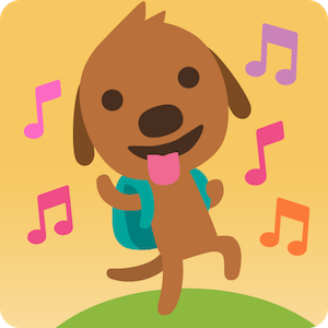 sago mini puppy music