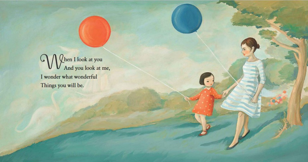 childrens book review the wonderful things you will be