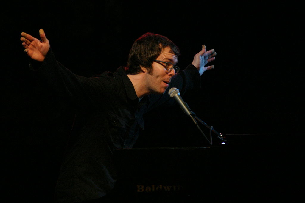 Ben Folds, the National Symphony Orchestra, and Magic: Improvisation Unpacked