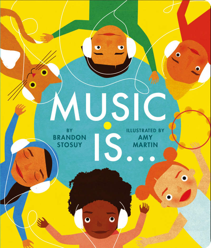 Children's Book Review: Music Is…