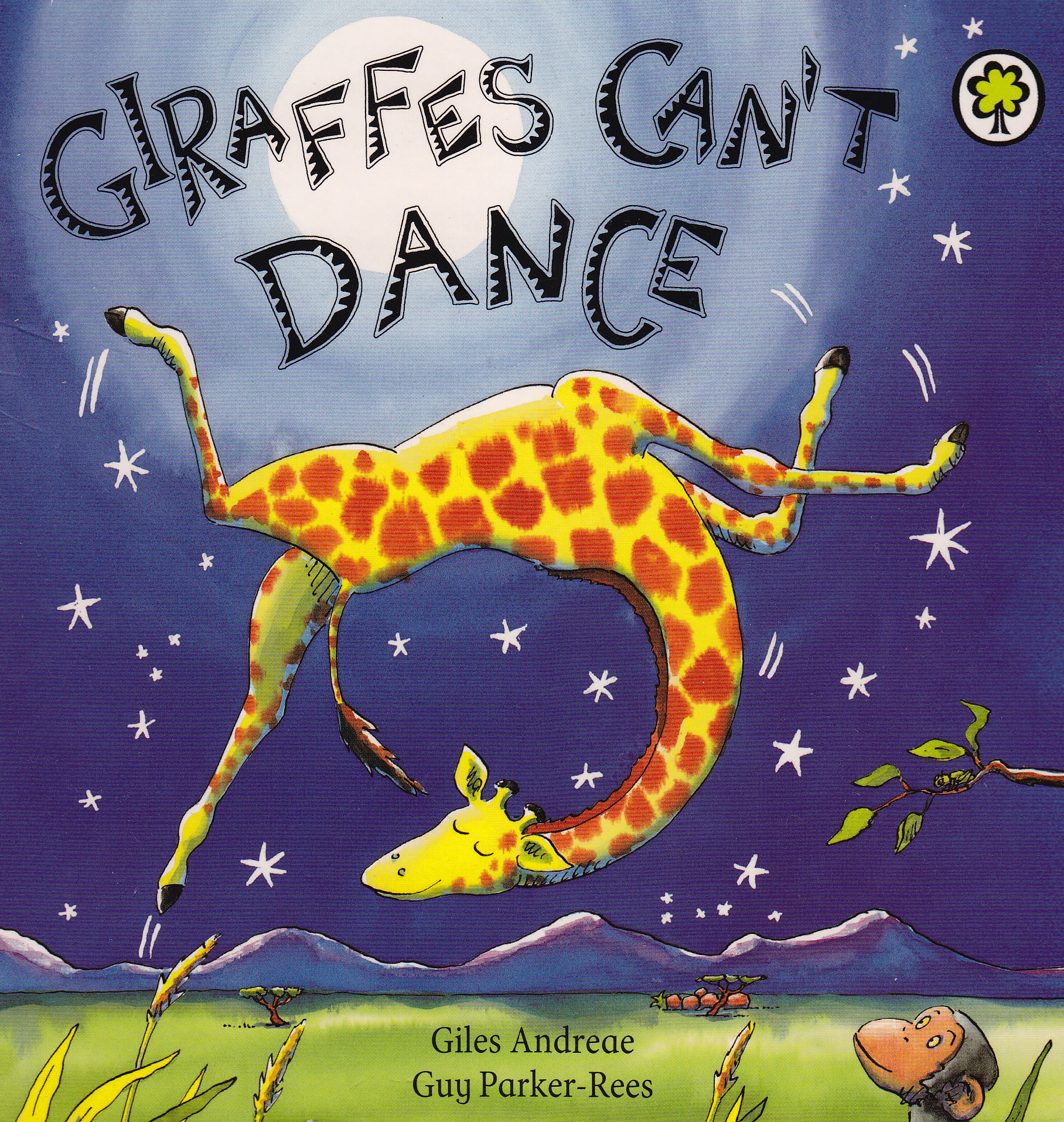 Book Review: Giraffes Can't Dance