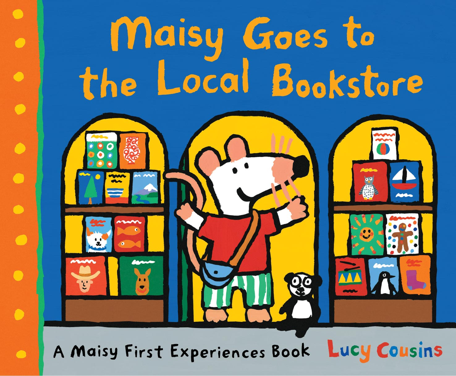 Book Review: Maisy Goes to the Local Bookstore